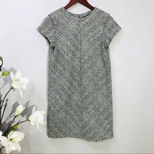 Zara Jacquard Shift dress